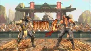 Let´s Play CrazyGames - Mortal Kombat (German) Story PT. 3