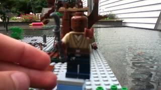 getlinkyoutube.com-Lego Hunger Games possible bloodbath arena moc