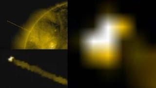 getlinkyoutube.com-Dziwne obiekty wokół Słońca mogą pobierać z niego jakieś składniki