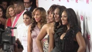 """getlinkyoutube.com-""""Braxton Family Values"""" Toni, Traci, Towanda, Trina, Tamar and Evelyn Braxton"""
