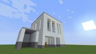 getlinkyoutube.com-【Minecraft】初心者でも簡単に作れる家!【1軒目】