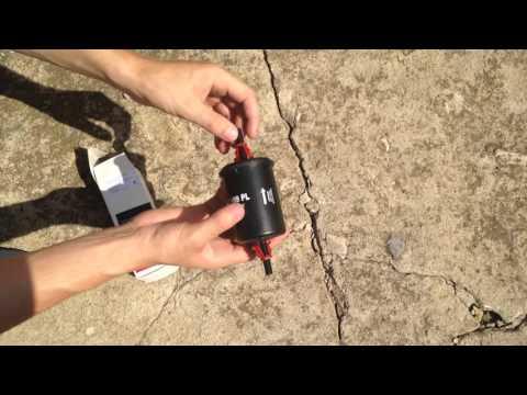 Топливный фильтр Linner 109PL (Полиамидный корпус)