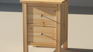 getlinkyoutube.com-Easiest Wood Texture Mapping - 3DSmax