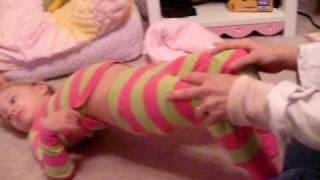 E's Nightly Stretching Regimen