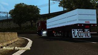 getlinkyoutube.com-Euro Truck Simulator 2 - Granel Arqueada