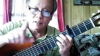 getlinkyoutube.com-Solo Không Cần Tab - Diễm Xưa (Bao Hoang Guitar)