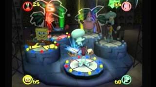 Spongebob Squarepants Lights, Camera Pants!   Beats Me