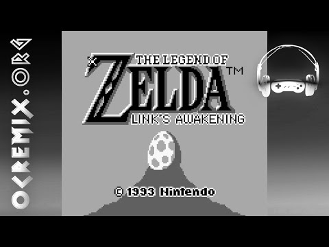 OCR02143: Legend of Zelda: Link's Awakening 'Climb My Mountain, This High' OC ReMix [Tal Tal]