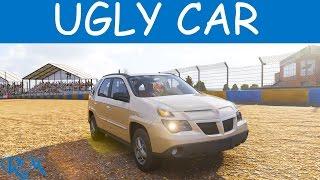 getlinkyoutube.com-Forza 6 - 2005 Pontiac Aztec Top Speed