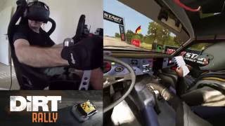 Dirt Rally + Motion + VR