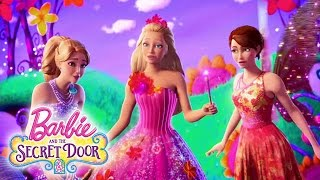 getlinkyoutube.com-Barbie and the Secret Door Teaser Trailer | Barbie
