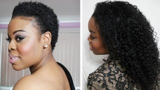getlinkyoutube.com-How I Grew My Natural Hair | Length Retention - SimplYounique