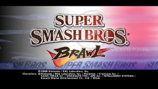 getlinkyoutube.com-Wii Longplay [025] Super Smash Bros Brawl