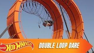 getlinkyoutube.com-Double Loop Dare Documentary | Hot Wheels