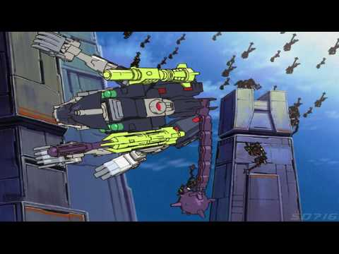 Transformers Energon Intro (1080p HD)