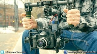getlinkyoutube.com-3 Axis Camera Gimbal for under $1K