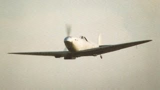 getlinkyoutube.com-Spitfire crash