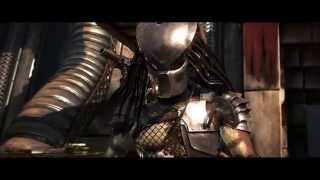 getlinkyoutube.com-Mortal Kombat X Predator Gameplay and Fatality