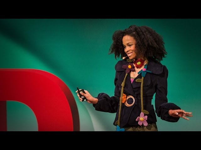 TED Talks: Maya Penn … Meet a young entrepreneur