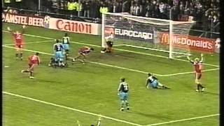 getlinkyoutube.com-1999 October 26 PSV Eindhoven Holland 2 Bayern Munich Germany 1 Champions League