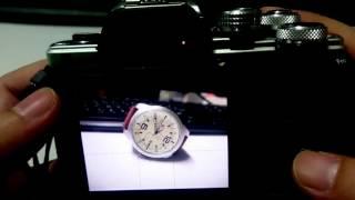 getlinkyoutube.com-สอนใช้กล้อง olympus omd em10 mark ii ตอน raw กับความเร็วการ์ด