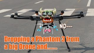 getlinkyoutube.com-Dropping a DJI Phantom 3 From 200m and ......