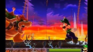 getlinkyoutube.com-Mario and Luigi: Dream Team - All Boss Fights (Hard Mode)