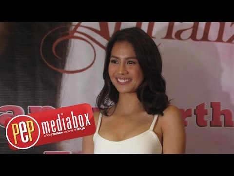 Kaye Abad says she's not ready to settle down