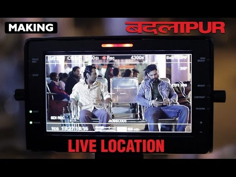 Behind the scenes Badlapur film shot in live locations