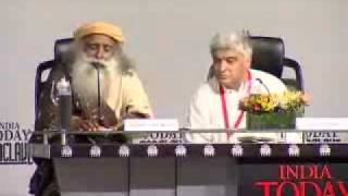 getlinkyoutube.com-Sadhguru Jaggi Vasudev speech at India Today Conclave 2008 - part3