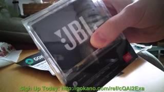 getlinkyoutube.com-Gokano - JBL GO Unboxing