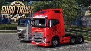 getlinkyoutube.com-ETS2 1.19 - VOLVO FH16 TUNING + INTERIOR (Euro Truck Simulator 2)