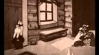 getlinkyoutube.com-Kalėdų Senelis ir vilkas pilkas: Naujametinė pasaka (1937)