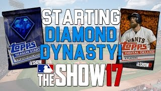 Digital Deluxe Pack Opening! | MLB 17 The Show - Diamond Dynasty