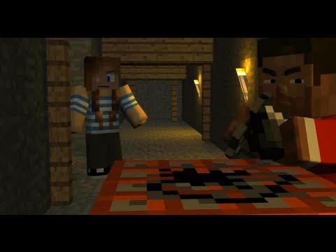 Never Mining Together - A Minecraft Parody of Taylor Swift's We Are Never Getting Back Together