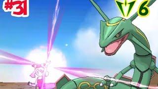 getlinkyoutube.com-Pokemon Omega Ruby #31 - Delta Episode 6 เมก้าเรควาซ่า