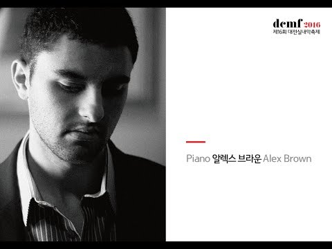 [2016dcmf] American Express_Improvisation for Solo Piano / A…