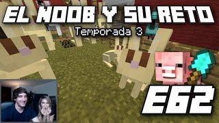 getlinkyoutube.com-LANITA Y EL CREEPER! - E62 El Noob y su Reto 3 - [LuzuGames]