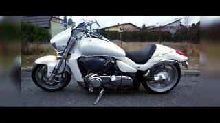 getlinkyoutube.com-Suzuki Boulevard Intruder VZR 1800 Brutal sound