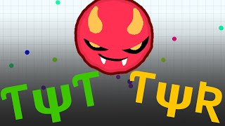 getlinkyoutube.com-ƬψƬ ☢ Clan AND ƬψƦ ★ Clan // NEWS // TYT Chat and Agario Gameplay
