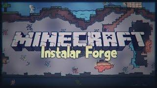 getlinkyoutube.com-Tutorial Minecraft - Como instalar Forge 1.8 / 1.8.1