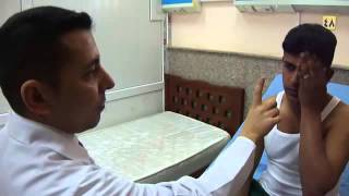 Cranial nerve examination - Optic nerve