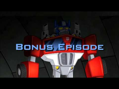 Transformers Rescue Bots: Roll To The Rescue (DVD Trailer)
