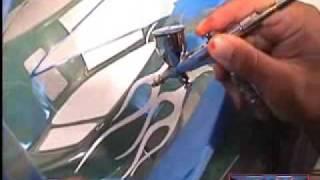 getlinkyoutube.com-CFX Airbrush Tutorial 2:Drop Shadows
