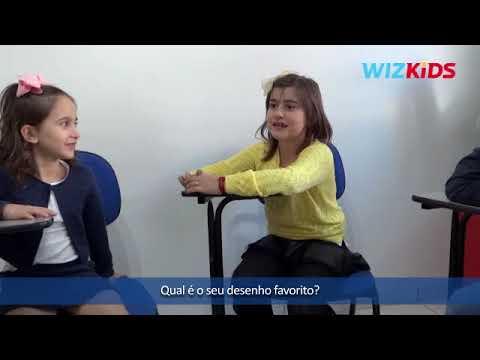 A importância de aprender inglês na infância através do método WIZARD!