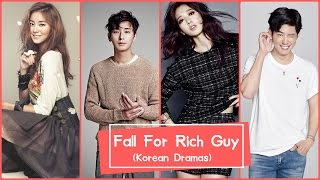 getlinkyoutube.com-Top 20 Poor Girl - Rich Guy Korean Dramas
