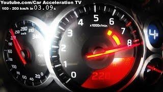 getlinkyoutube.com-Nissan GT-R R35 1400 hp Half Mile Acceleration & Sound