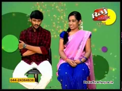 Raj Musix Live   Actor Ashwin Interview   Vj Sowmya   ATM 14th April 2014
