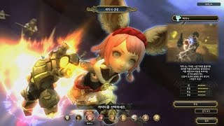 getlinkyoutube.com-Dragon Nest : New Class - Machina First look [Korea Sv.] - TH