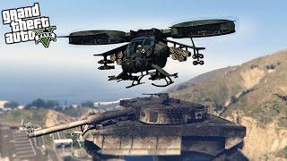 getlinkyoutube.com-GTA 5 Mods BEST HELICOPTER